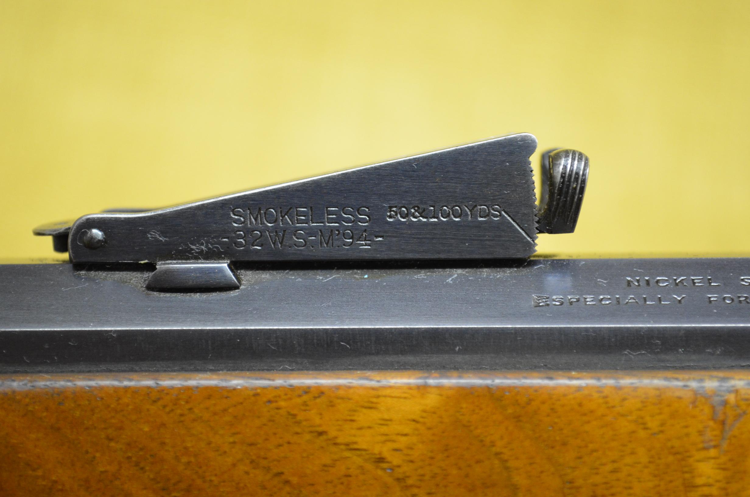Winchester model 94 32 ws key generator