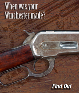 When was your Winchester Made?