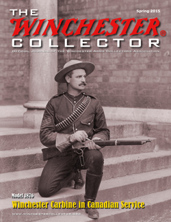 Winchester Collector Cover, Spring 2015