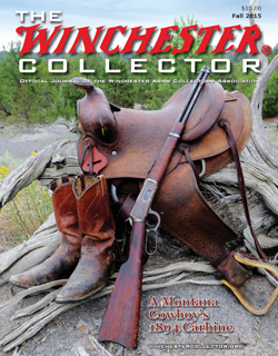 Winchester Collector Fall 2015