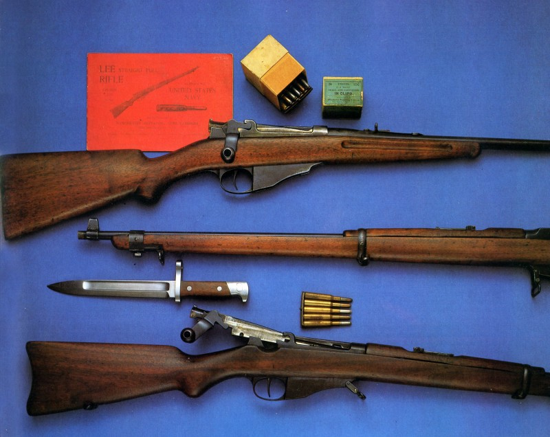 Model 1895 Lee Navy | Winchester Collector