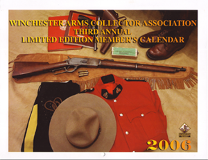 2006 WACA Calendar