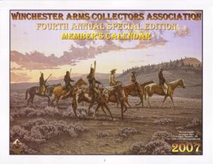 2007 WACA Calendar