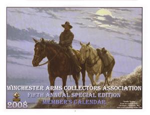 2008 WACA Calendar