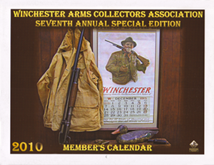 2010 WACA Calendar