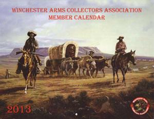 2013 WACA Calendar