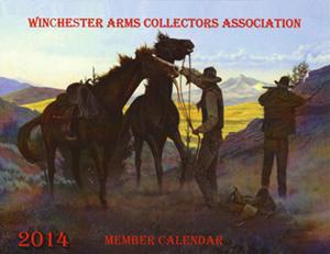 2014 WACA Calendar