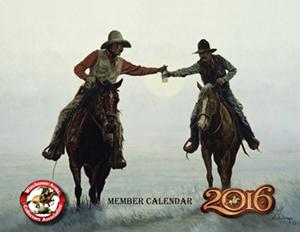 2016 WACA Calendar
