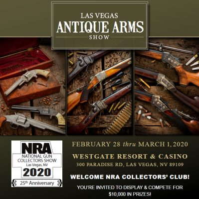 Las Vegas Antique Arms Show