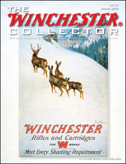 Winchester Collector Winter 2020